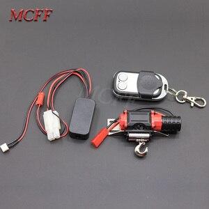 Image 1 - Металлическая лебедка с дистанционным управлением, тяга как аксессуары для 1/10 RC Rock Crawler Car Traxxas HSP Redcat HPI 90046 D90 SCX10 TRX 4