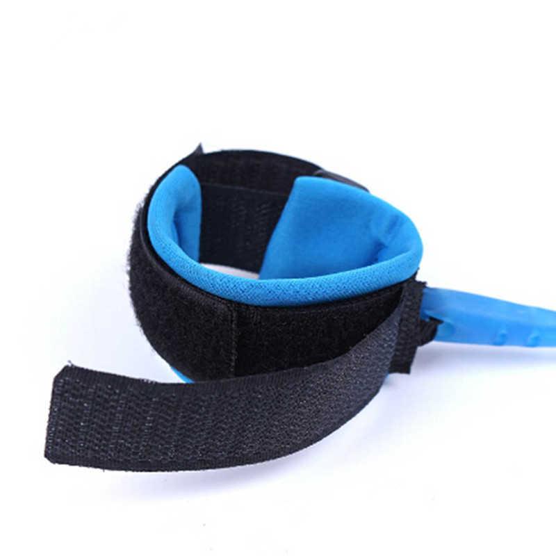 Полезные ремни безопасности анти-потерянный соединитель на запястье поводок предотвращающий потерю браслет для Безопасность детей малышей веревки