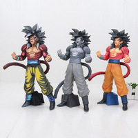 32cm Dragon Ball GT Super Saiyan 4 Son Goku Super Master Stars Piece SMSP SS4 PVC Action Figure Toys Dragon Ball Z Figure