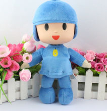1 pcs Pocoyo New Plush Pocoyo Plush Stuffed Figura 27 11 polegada cm(China)
