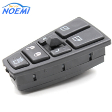 Free Shipping! New 20752918 21543897 New Master Control Window Switch For Volvo Truck FH12 FM VNL 21277587 20568857 20452017