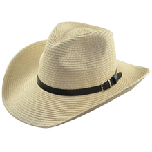 Hot Hot Unisex Women Men Fashion Summer Casual Trendy Beach Sun Straw Panama Jazz Hat Cowb