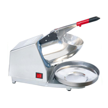 Commercial Ice Crusher Coffee Shop Equipment Tea Restaurant Equipment Drinks Shop Equipment GT-6
