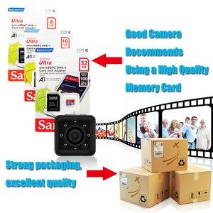 Image 4 - מקורי מיני מצלמה SQ11 SQ23 SQ13 SQ12 מלא HD 1080P ראיית לילה Wifi מצלמה עמיד למים מעטפת cmos חיישן מקליט למצלמות
