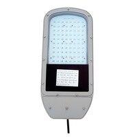 Эко солнечные светодиодный SMD уличный фонарь Дорога лампы Парковка наружного освещения 40 Вт