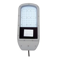 ECO Solar Powered LED SMD Street Light Road Lamp Parking Outdoor Lighting 40W
