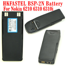 HKFASTEL New BPS-2 Li-ion Mobile Phone Battery For Nokia 1260 5120 5180 5110 6110 6120 6138 6150 6160 6180 6185 6210 6310 6310i коляска 2 в 1 teutonia bliss graphite whl3 6120 6120 6180 stone hive