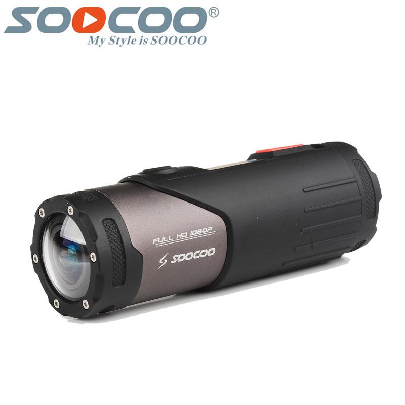 Prix pour D'origine SOOCOO D'action Caméra S20WS Wifi Sport Caméra Étanche 10 M Cam 1080 P Full HD Vélo Casque Mini Extérieure Sport DV