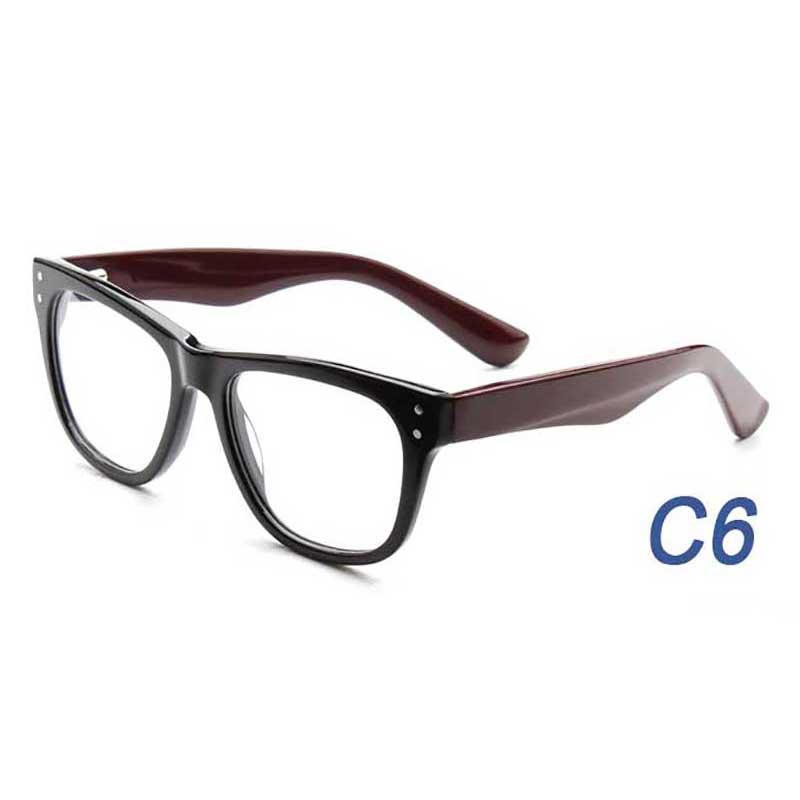 84c94dfdc3 USOcchiali 3025 Fashion Acetate Optical Eyeglasses Frame for Women and Men  Prescription Eyewear Glasses Spectacles-in Eyewear Frames from Apparel ...