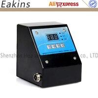 110v 220V Mug Plate T Shirt Cap Heat Press Machine Digital Control Box Time Temperature Controller