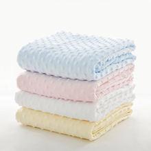 Детское одеяло утепленное Двухслойное мягкое Флисовое конверт