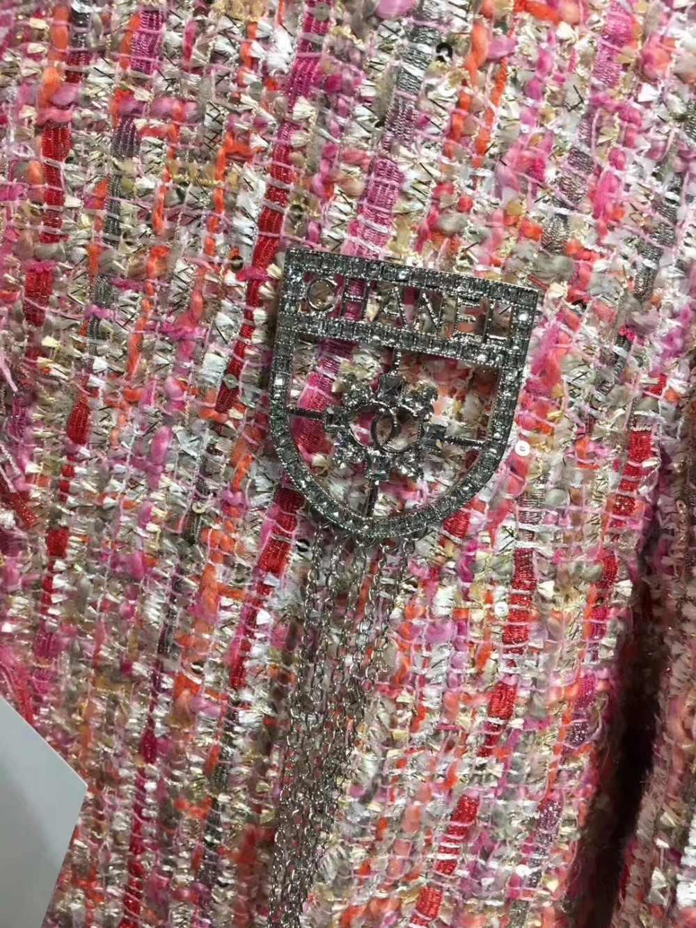 ชุดสตรี 2018 ใหม่ที่สวยงาม 2 ชิ้นชุดเสื้อและกระโปรงHigh Street fringed Trimเสื้อผ้าสำหรับผู้หญิงเครื่องแต่งกาย