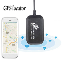 Mini GPS Tracker Micro  Device Portable Car Vehicle GPS Motorcycle GPS Tracking Real Time Tracker Monitor Tracking Display|GPS Trackers| |  -
