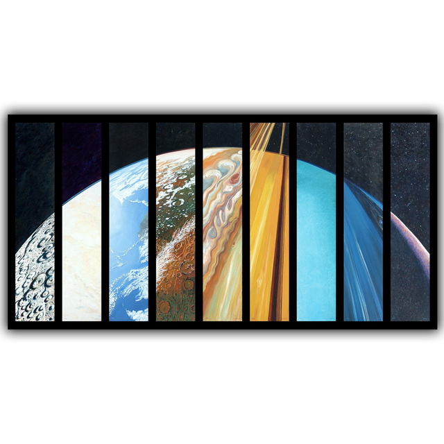 Aliexpress.com : Buy Solar System, Planets, Earth Science ...