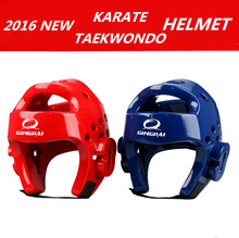 Taekwondo Helmet Boxing Headgear Sanda Muay Thai Karate KickBoxing Kungfu Helmets Head Guard Protector Men Women Kids Protection