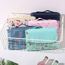 Новинка, 200x145 см, водонепроницаемый складной коврик для кемпинга, расширенный коврик для пикника, плед, пляжное одеяло, детский многопользовательский туристический коврик