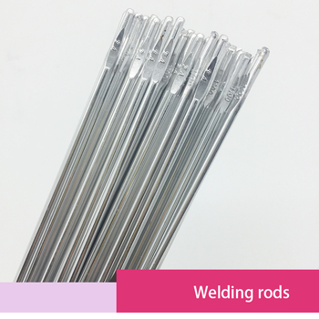 1KG dia. 2.0mm-5.0mm argon arc welding rods pure aluminum aluminum-magnesium Aluminum-silicon ER1100 ER4047 ER5183 ER5356