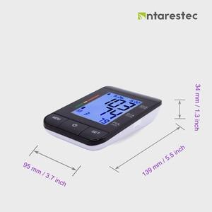 Image 2 - Auto Digital Upper Arm Blood Pressure Monitor Large Cuff Heart Beat Meter Machine Home BP  Health Care Antarestec PH20