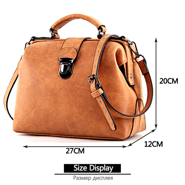 Women Handbags Crossbody Ladies Hand Bags Female Leather Shoulder Bag 2