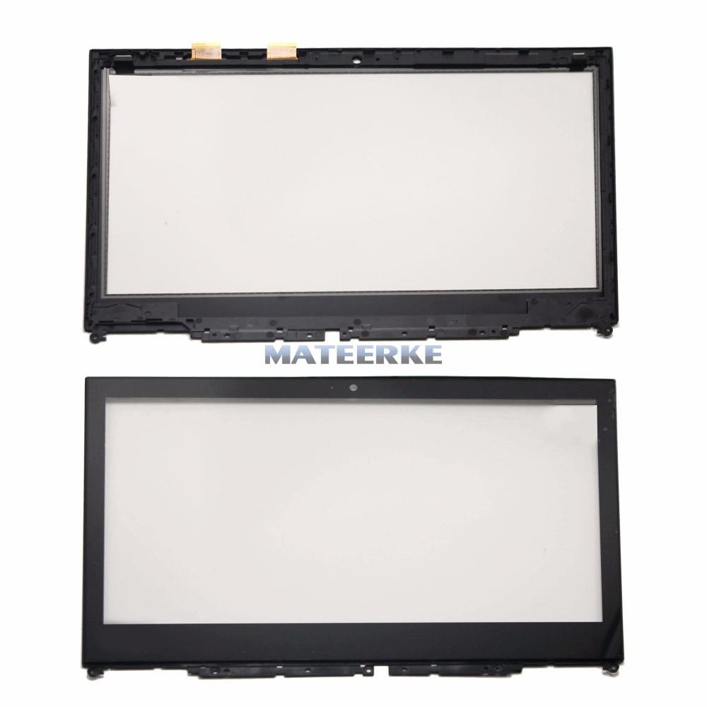 New For Toshiba Satellite Radius 14 L40W-C E45W-C E45W-C4200 L40W-C009 L40W-C1697 Touch Screen Front Glass Digitizer + Bezel