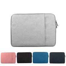 Weiche Hülse 13,3 zoll Laptop Sleeve Tasche Wasserdichte Notebook fall Beutel Abdeckung für 13.3