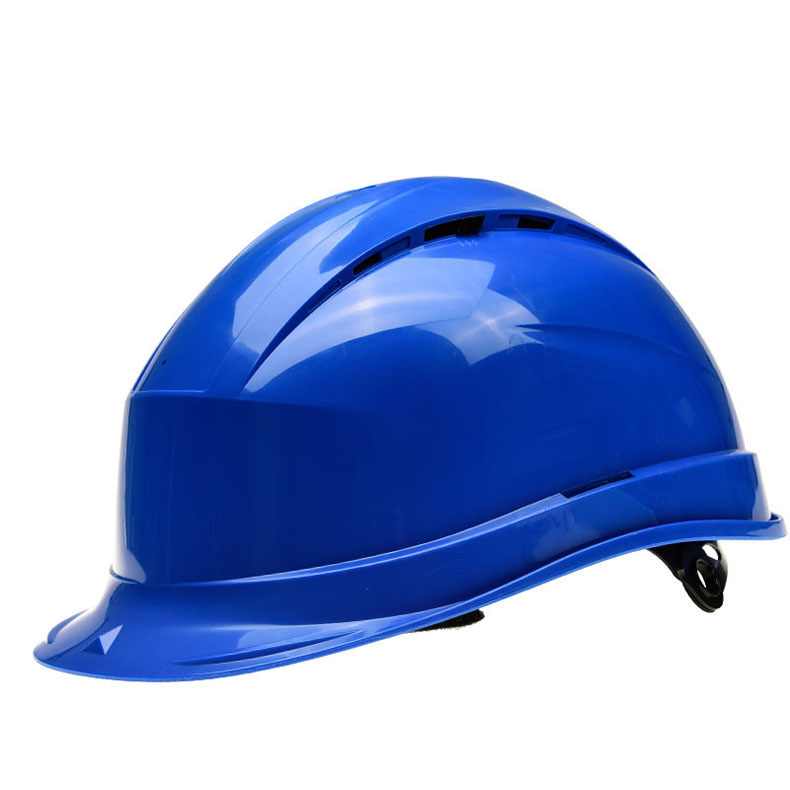 Safety Helmet High density Polypropylene Construction Helmets Breathable Hard Hat Head Protection Security Work Cap PP Helmet (5)