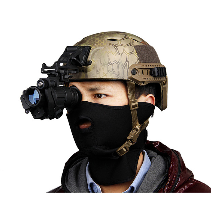 2x28 цифровой Монокуляр инфракрасного ночного видения очки ночного видения Область телескоп для охоты nv-14 падение продажи