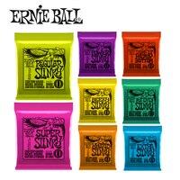 Original Ernie Ball 2627 Nickel Beefy Slinky Drop Tuning Electric Guitar Strings Wound Set 011 054