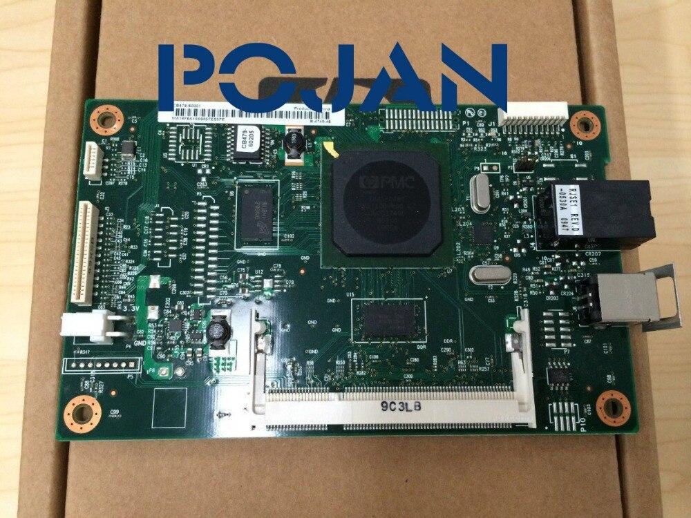 все цены на  CB492-60002 Formatter Board Main Board FOR  Color LaserJet CP2020 2025 N DN Free shipping  онлайн