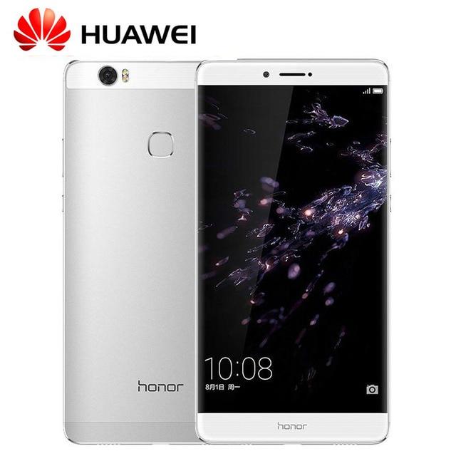 "Original Huawei Honor Note 8 4G LTE Mobile Phone Kirin 955 Octa Core 6.6"" 2K 2560X1440px 4GB 128G 13.0MP+8.0MP Smart Phone"