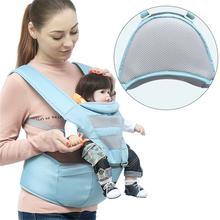Ergonomic Backpack Newborn Infant Baby Toddler Carrier Back Hipseat Carrier Kangaroo Baby Bag Portable Adjustable Wrap Sling