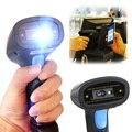 Frete grátis! M3 2D QR COM fio USB laser Scanner de código de barras leitor de pagamento móvel de tela de computador e COM porta Virtual para PC