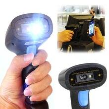 M3 2D Проводной USB лазерный Сканер Штрих-кода QR Reader для Мобильных Устройств оплата Экран Компьютера Сканер и Виртуальный COM Порт на ПК Бесплатная Доставка!