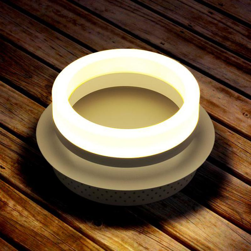 1-3 pcs home office Led work lights Entrance Led Ring light Modern Nordic Kitchen Led ceiling lights Balcony Corridor porch Lamp simple style ceiling light wooden porch lamp square ceiling lamp modern single head decorative lamp for balcony corridor study