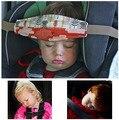Asiento de Coche de Bebé ajustable Reposacabezas Silla en La Cabeza Para Dormir Posicionador Del Sueño Apoyo Pad Niño Asientos Cinturones De Sujeción Almohada