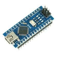 ミニ USB ナノ V3.0 ATmega328P CH340G 5V 16 メートルマイクロ arduino 328 4P ナノ 3.0 CH340