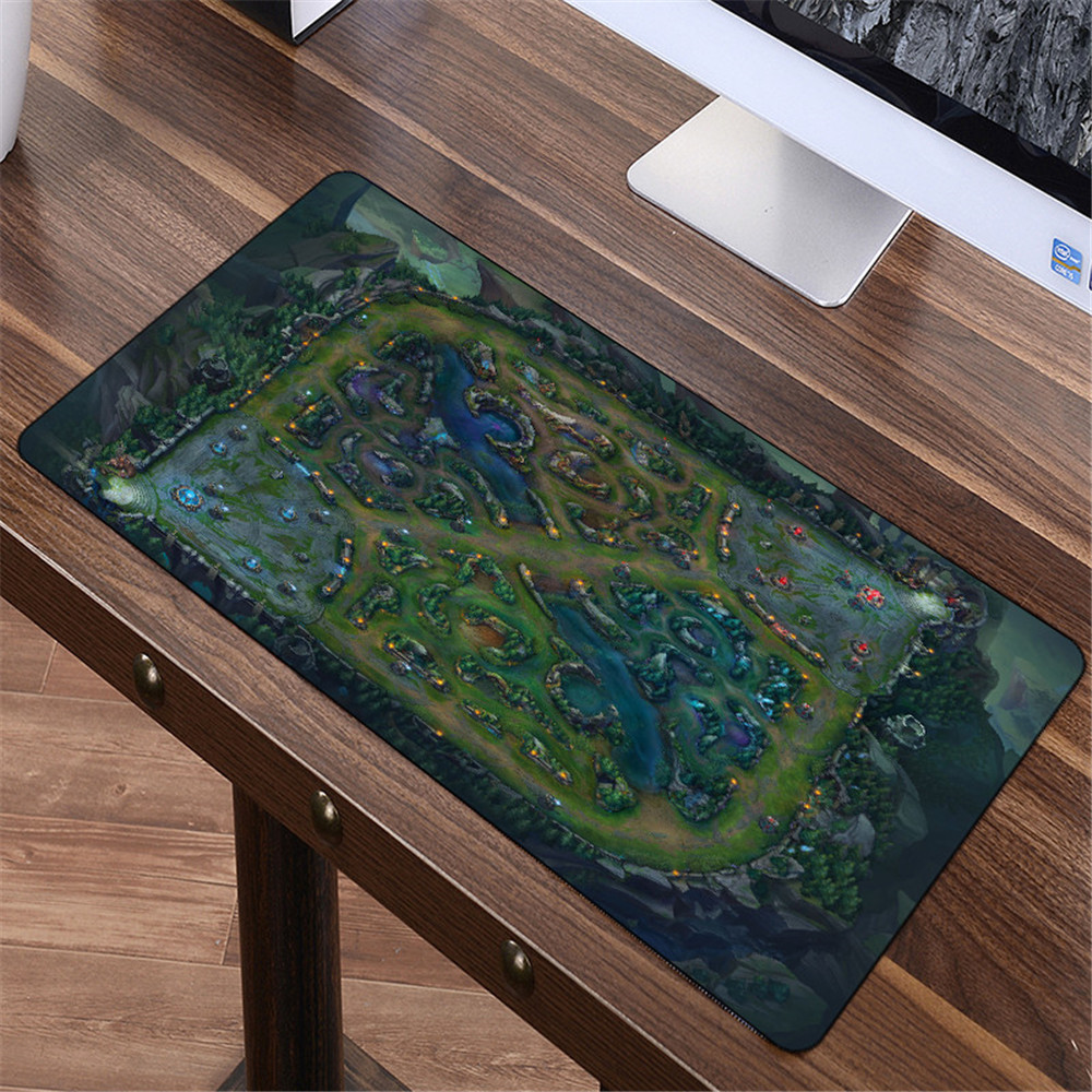 Amusing X World Map Mouse Pad Large Big Desk Cushion Table Keyboard Matgamer Gaming Mousepad Mat Mouse Pads From Computer Office X World Map Mouse Pad Large Big Desk Cushion Table