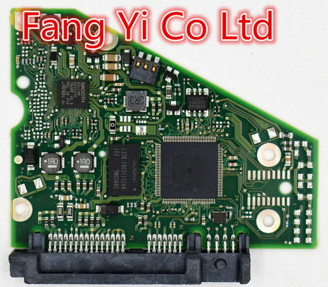 Free shipping HDD PCB for Seagate Logic Board/Board Number:100690899 REV B/ST4000DM000/ST4000VN000/4TB/7200rpm