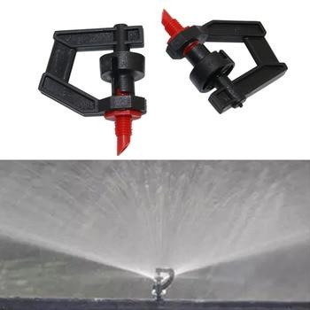 20 Pcs 360 Degree G Type Rotating Refraction Sprinklers Refract Water Saving Atomizing Nozzle Garden Irrigation Lawn Spray Head