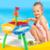2016 Verão Crianças Mesa De Areia e Enxugando Baby Kid brinquedos para o banho Brinquedo Praia Verão férias de fim de semana Ao Ar Livre Set 11 pçs/set
