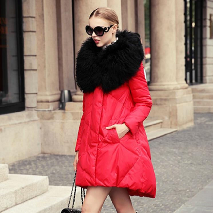 Aliexpress.com : Buy 90% Duck down 2016 new winter women's Elegant
