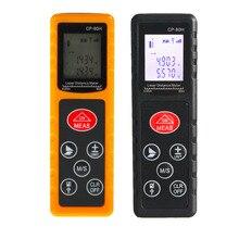 CP-80H Mini 80M Handheld Digital Laser Distance Meter Range Finder Diastimeter For Construction Industries