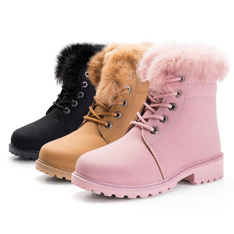 Boots Korean Version of The Rabbit Fur
