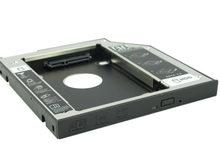 Новый переходник WZSM для жесткого диска 12,7 мм 2nd HDD SSD, кронштейн адаптера для IdeaPad Z585 Z575 Z580 Swap UJ8D1