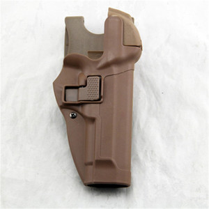 Image 3 - טקטי סרפה רמת 3 שמירת נעילה אוטומטית Duty אקדח אקדח נרתיק יד ימין מותניים חגורת לולאה לרטה 92 96 m9 M92
