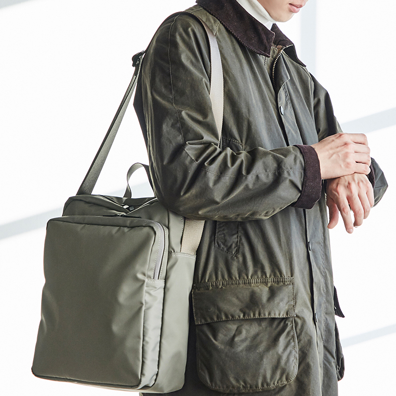 New Fashion Nylon Men 14 Inch Laptop Bag Famous Brand Shoulder Bag Women Messenger Bags Casual Handbag Laptop Briefcase Mens
