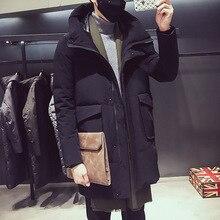 Caliente abajo chaqueta con bordado hombres pu ropa comportamientos  northface invierno cálido sombrero Parque casa chaleco d0ffb9714cb