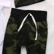 Army Green Newborn Baby Bodysuit