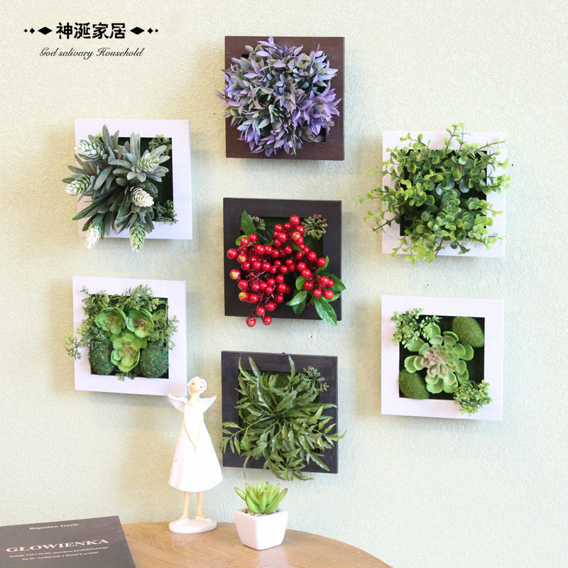 3d artificial plants decoration stereo artificial flowers for Artificial plants for decoration
