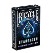 Stargazer Playing Cards Bicycle Standard Deck Poker Size Standard Cards Magic Props Magic Tricks Cardistry Fans Favorite Deck